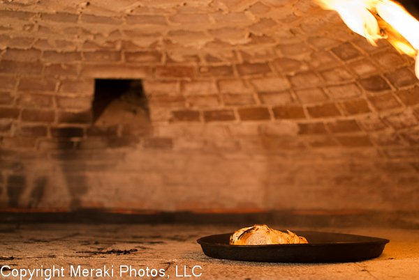 Photo of pizza oven