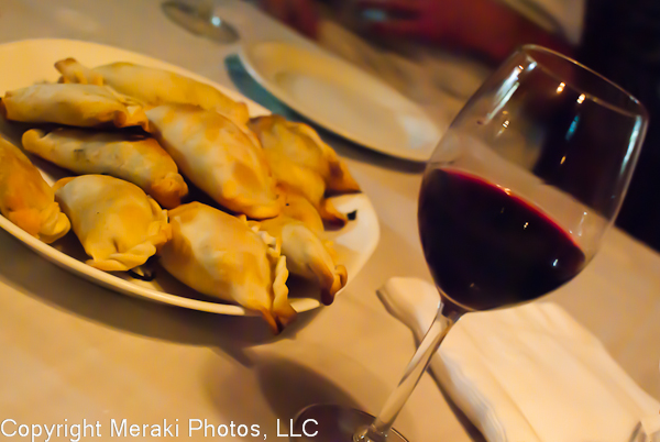 Photo of empanadas de carne