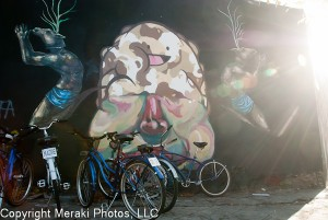 Photo of graffiti art