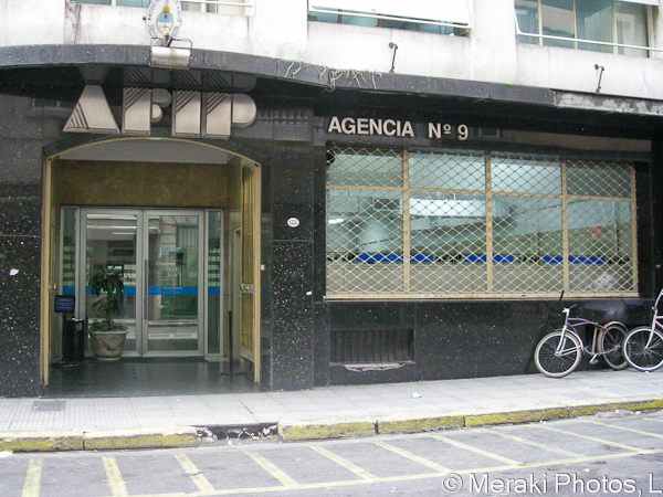 Photo of AFIP office