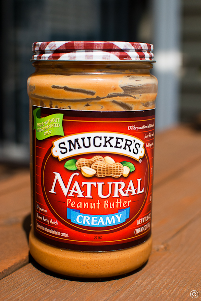 Photo of peanut butter