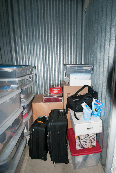 Photo of storage unit