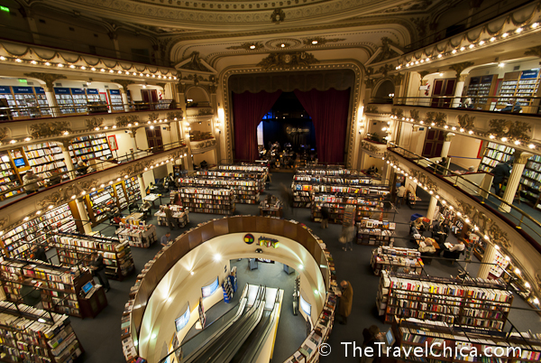 One of the most beautiful bookstores in the world