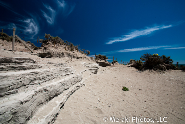 Foto of the Week from … Peninsula Valdes – Lines and Contrast