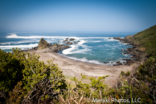 Foto of the Week from … Curiñaco – A Short Bus Ride to Paradise