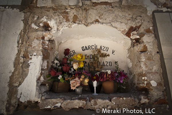 Photo Essay:  Eclectic Cemetery of Sucre
