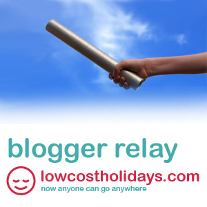 The Blogger Relay Kicks Off Today! (I'm Officially a Travel Geek)