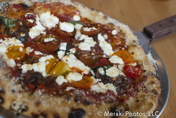 Italian Flavors and Ohio Ingredients in a German Village