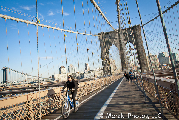 The Brooklyn Bridge in Photos