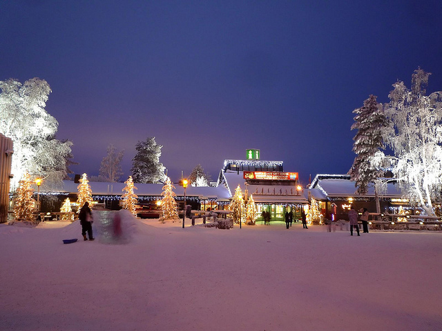 Guest Post: Your Guide to the Most Christmassy Places on the Planet