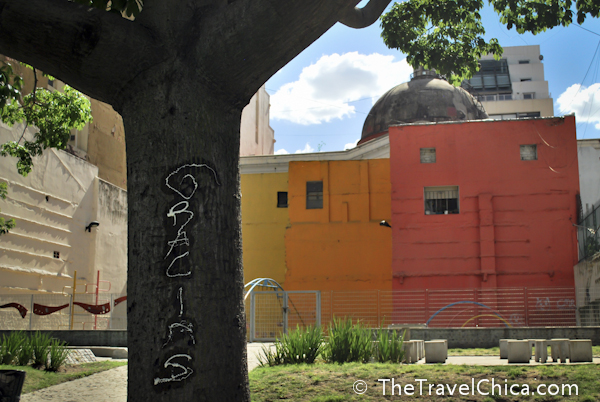 Photo Essay:  Colorful Buenos Aires
