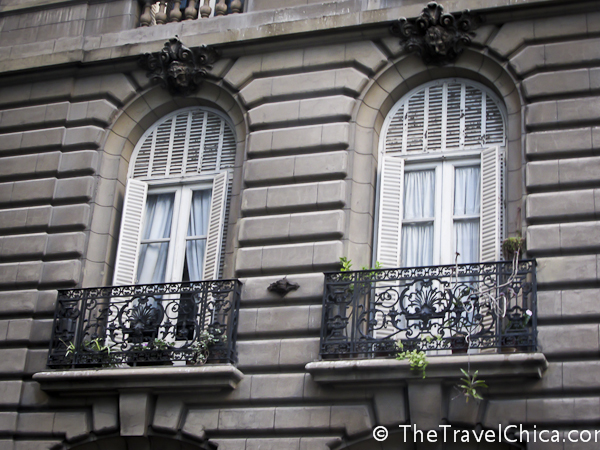Grandeur of Buenos Aires:  It's all in the details