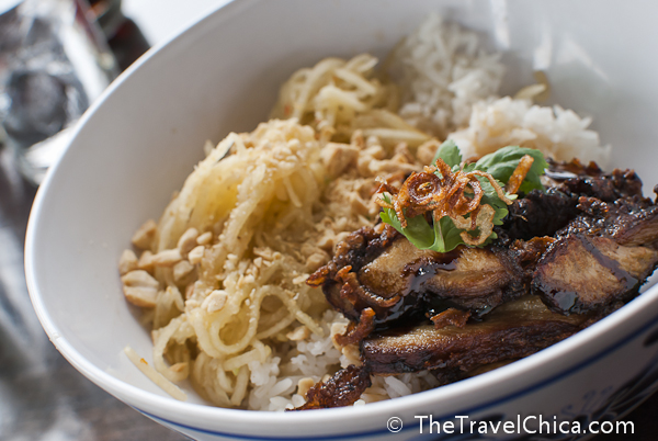 Asian soul food (my most anticipated meal in Charleston)