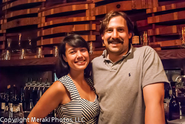 Entrepreneurs and Wine in Portland