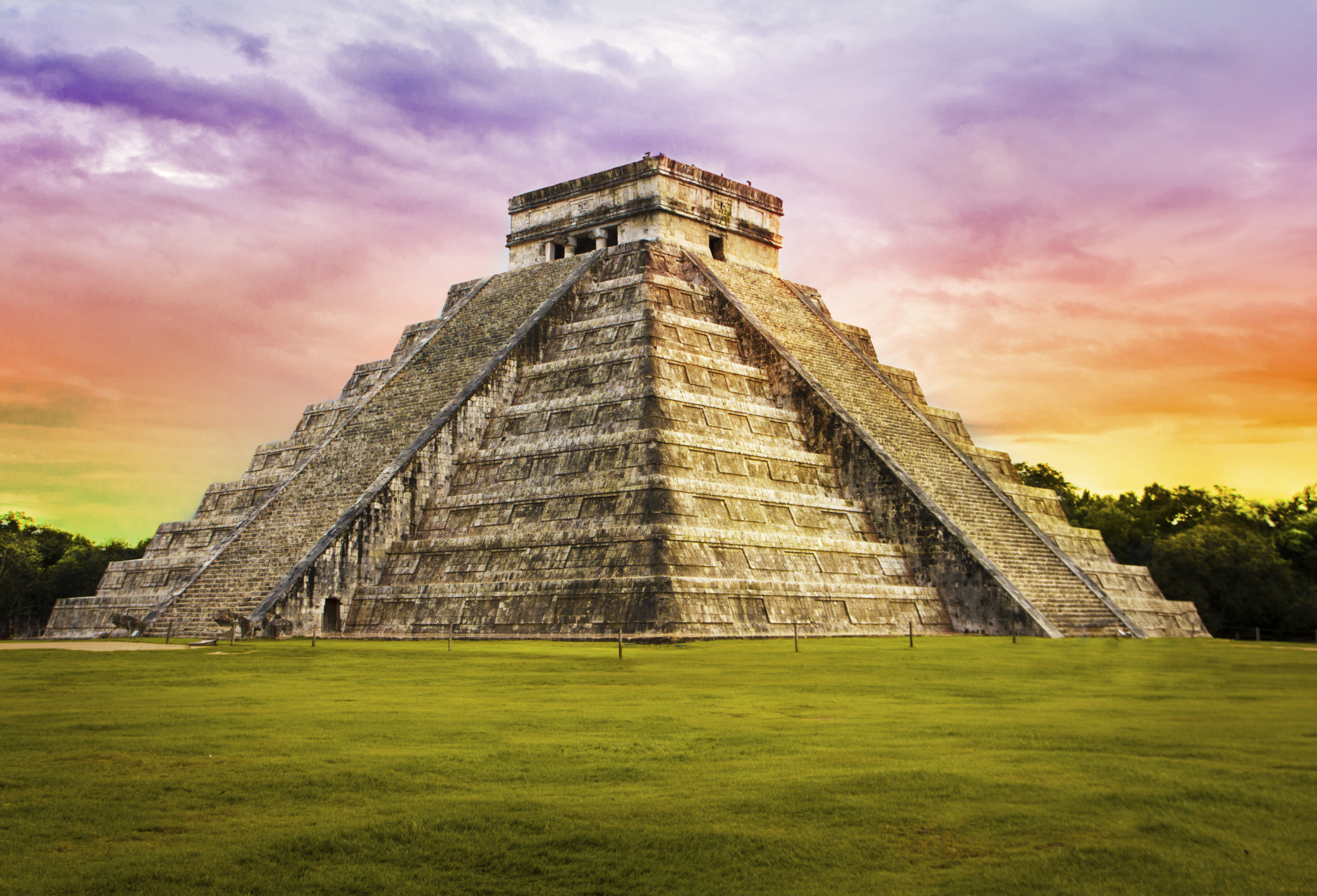 Marvel at the Maya in Mexico