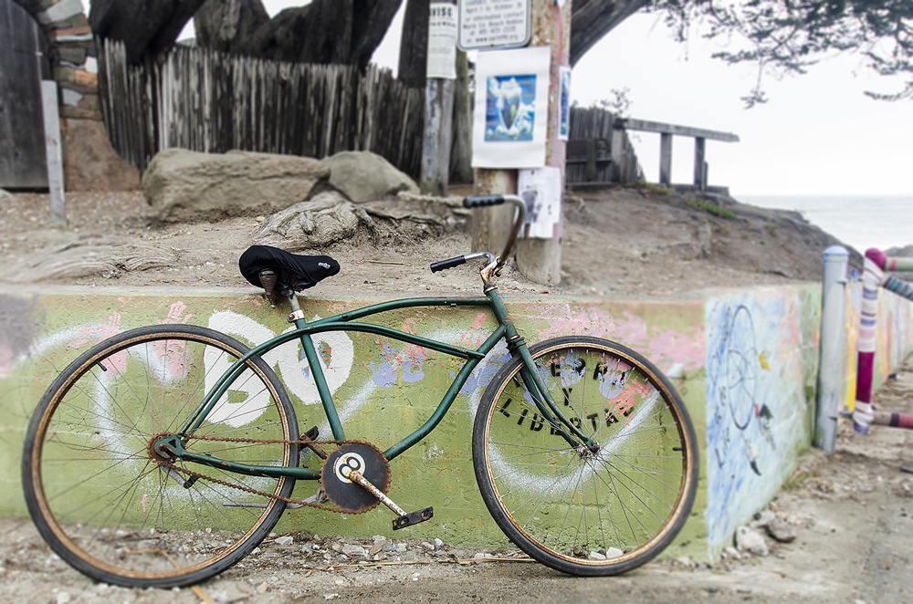 PHOTO ESSAY:  Quiet, quirky Bolinas