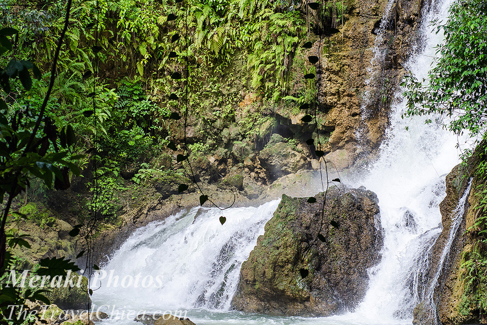 PHOTOS:  Jamaica's other famous waterfall