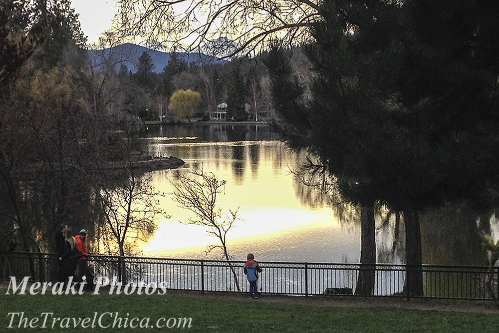 A glimpse of Bend