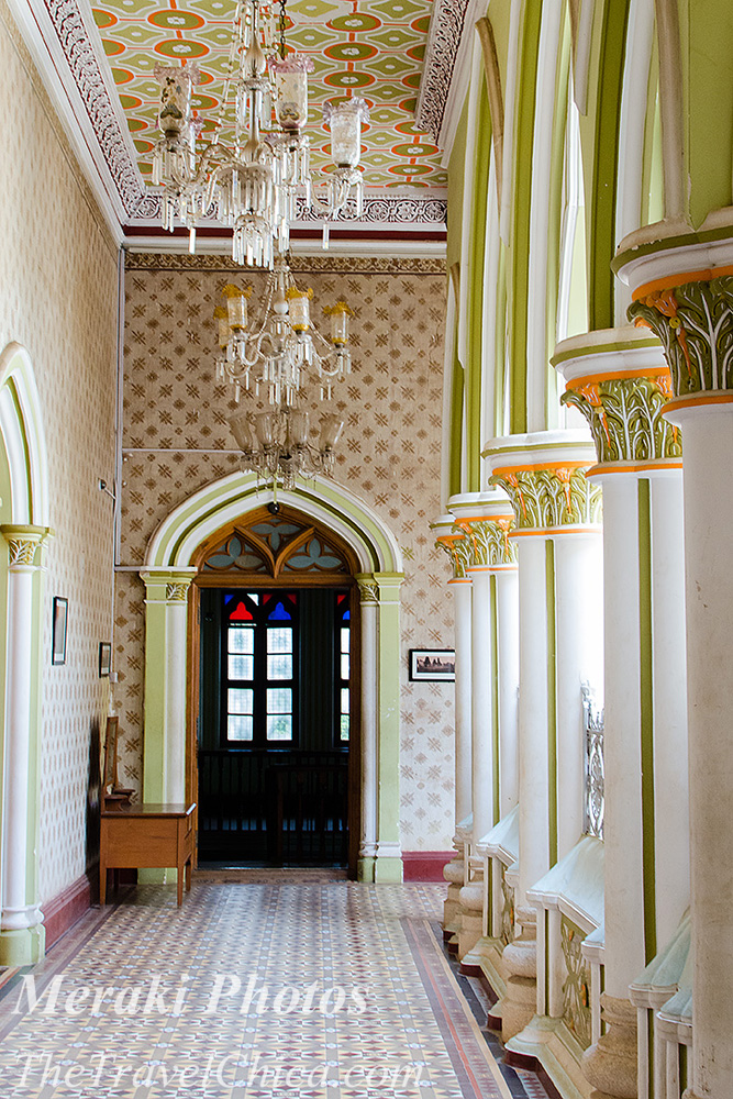 PHOTOS:  Perfect light in the Bangalore Palace